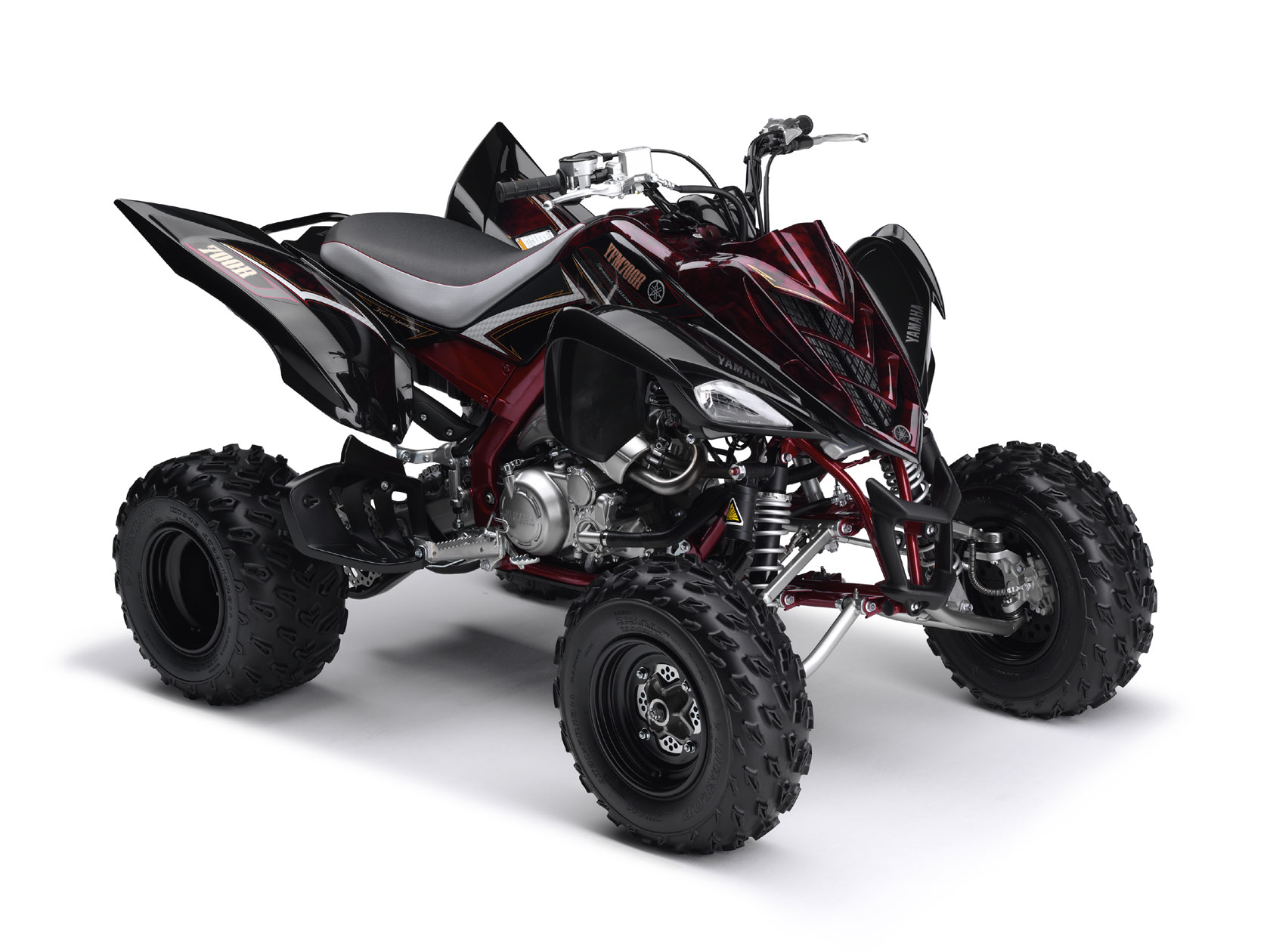 Yamaha raptor 700r atv uruguay for Atv yamaha raptor 125cc
